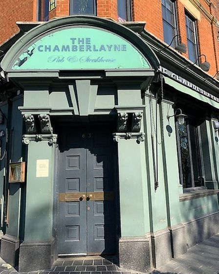 The Chamberlayne in Chamberlayne Road, Kensal Rise. Picture: Archant