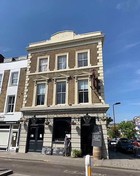 The Clarence in Stoke Newington Church Street. Picture: Archant