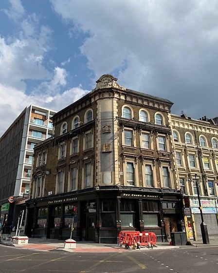 The Crown & Castle in Kingsland Road, Dalston. Picture: Archant