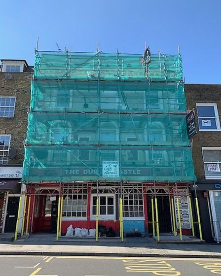 Dublin Castle in Parkway, Camden. Picture: Archant