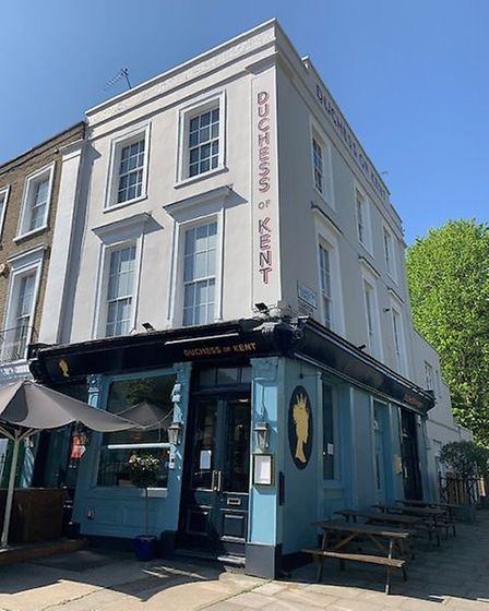 Duchess of Kent, Liverpool Road, Islington. Picture: Archant