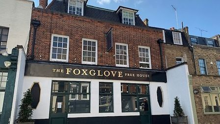 The Foxglove, in Liverpool Road, Islington. Picture: Archant