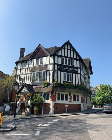 The Gatehouse, in North Road, Highgate. Picture: Archant