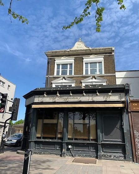 The Haggerston, in Kingsland Road, Dalston. Picture: Archant