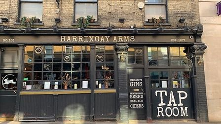 The Harringay Arms in Crouch Hill, Crouch End. Picture: Archant
