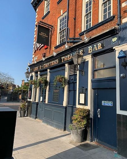 The Hen & Chickens in St Paul's Road, Highbury. Picture: Archant