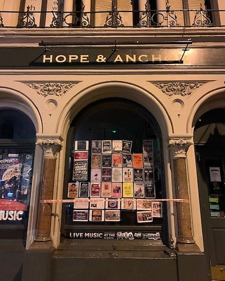 The Hope & Anchor in Upper Street, Islington. Picture: Archant