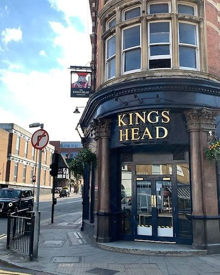 The Kings Head, Crouch End Hill, Crouch End. Picture: Archant