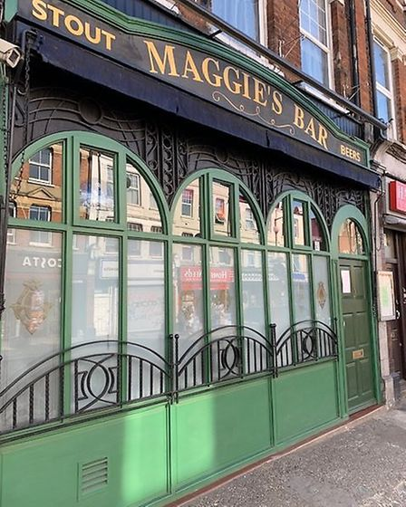 Maggie's Bar in Chamberlayne Road, Kensal Rise. Picture: Archant