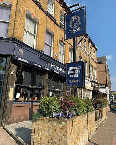 The Maynard Arms in Park Road, Crouch End. Picture: Archant