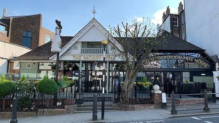The Mossy Well in Muswell Hill Broadway. Picture: Archant