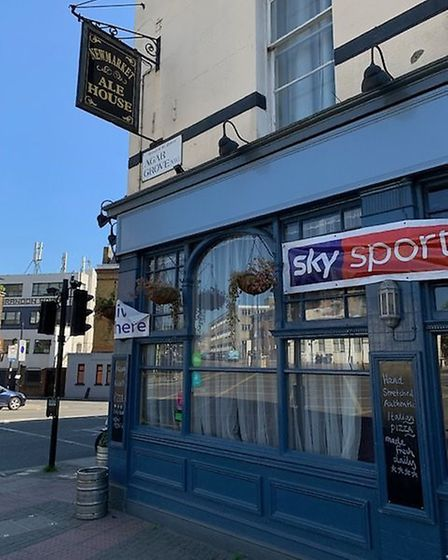 Newmarket Ale House in Agar Grove, Camden. Picture: Archant