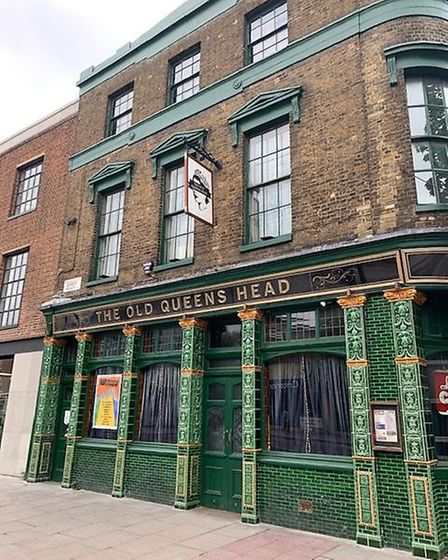 The Old Queen's Head in Essex Road, Islington. Picture: Archant