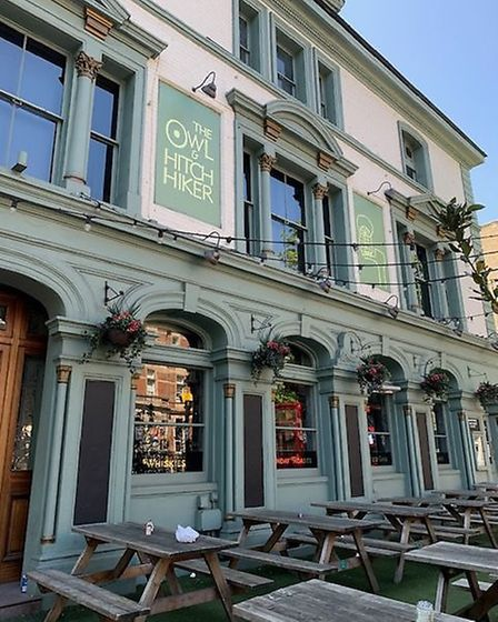 The Owl & Hitchhiker in Holloway Road, Holloway. Picture: Archant