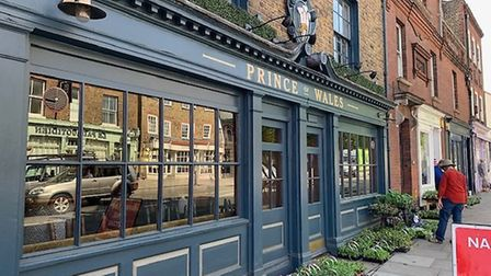 The Prince of Wales, in Highgate High Street. Picture: Archant