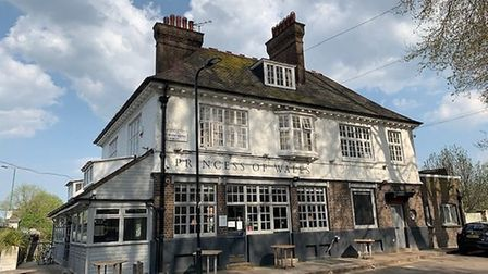 The Princess of Wales in Lea Bridge Road, Lower Clapton. Picture: Archant