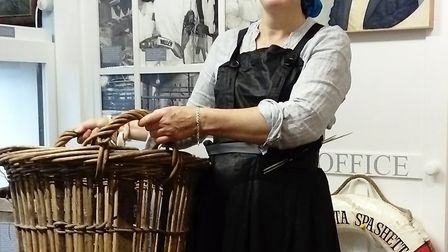 Patricia the Fisher Girl will appear in Sparrow's Nest Gardens in Lowestoft next month. Picture: Nor