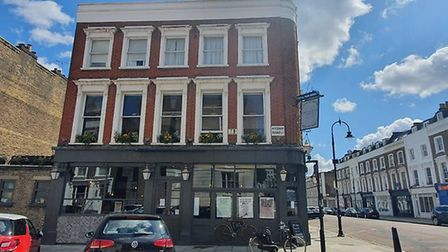 The Princess of Wales in Chalcot Rd, Primrose Hill. Picture: Archant