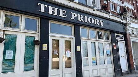 The Priory in Park Road, Crouch End. Picture: Archant