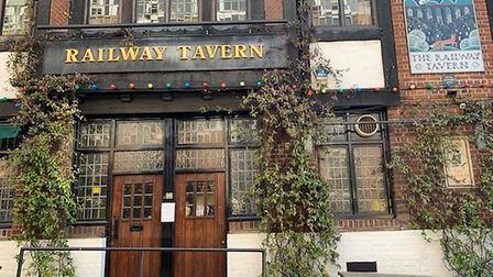 The Railway Tavern in Crouch End Hill, Crouch End. Picture: Archant