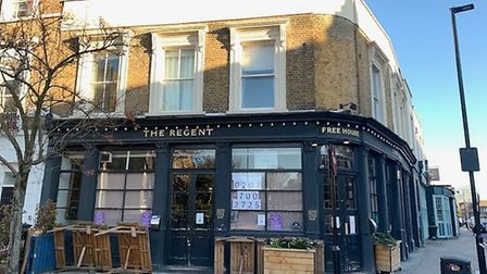 The Regent in Liverpool Road, Islington. Picture: Archant