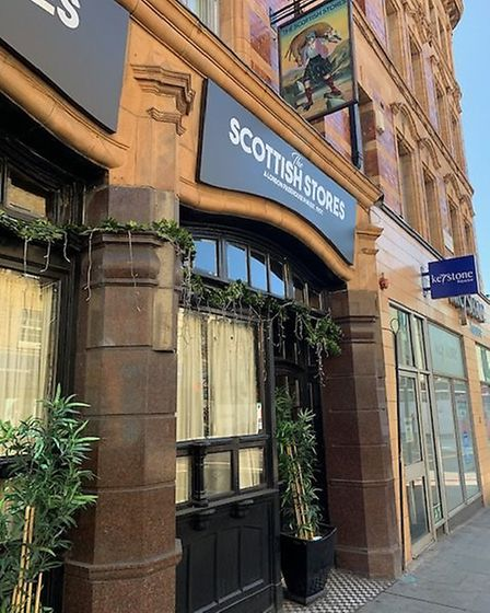 The Scottish Stores in Caledonian Road, Kig's Cross. Picture: Archant
