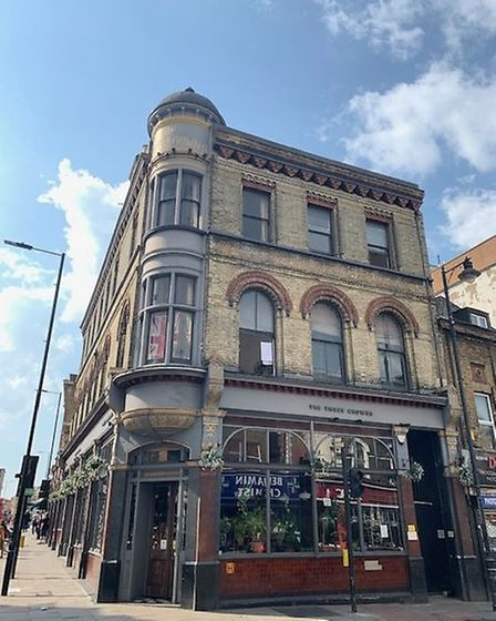 The Three Crowns in Stoke Newington High Street. Picture: Archant
