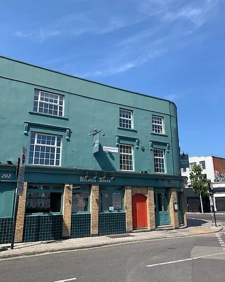 The Victoria Tavern in Holloway Road, Hollowy. Picture: Archant