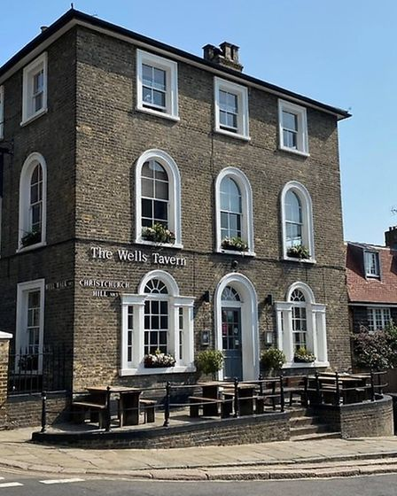 The Wells Tavern in Well Walk, Hampstead. Picture: Archant