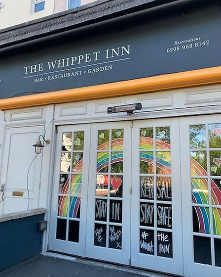 The Whippet Inn in Chamberlayne Road, Kensal Rise. Picture: Archant