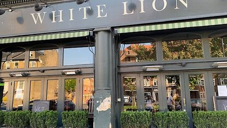 The White Lion in Stroud Green Road, Finsbury Park. Picture: Archant