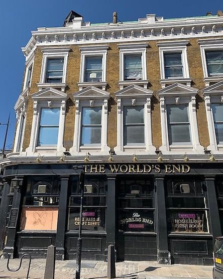 The World's End in Camden High Street. Picture: Archant