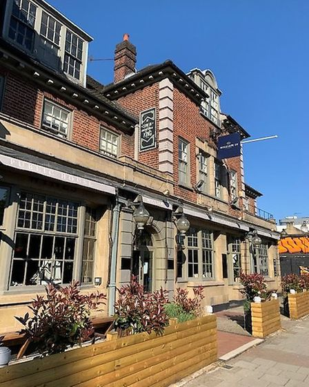 The William IV in Harrow Road, Kensal Green. Picture: Archant