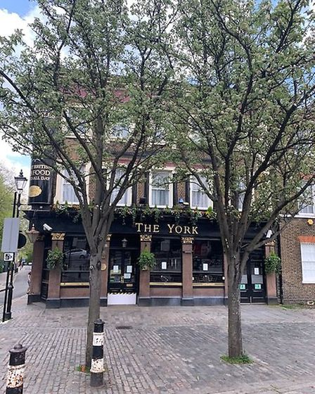 The York in Islington High Street, Angel. Picture: Archant