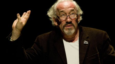 Simon Callow is Sergey Diaghilev in Russian Voices-The Lightning Conductor by Matthew Hurt part of H