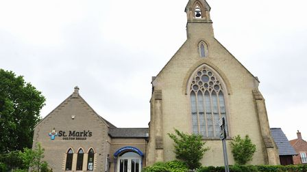 St Marks Church, Oulton Broad.