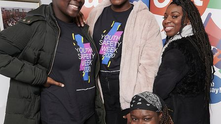 Held as part of Camden's Youth Safety Week in February, the winners of the Shout Out debate from Fit