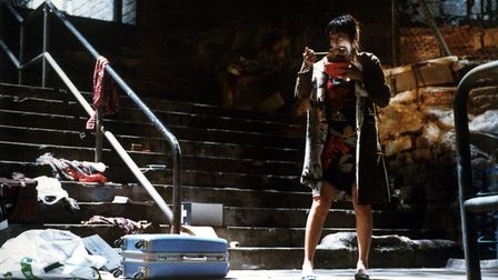 A Still from Throw Down by Ken To
