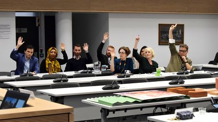 Camden's planning committee vote unanimously against proposals that would see Abacus School relocati