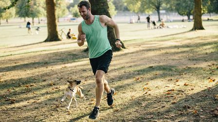 Runners can sign up now for the Hackney Moves For Heroes virtual challenge