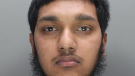 Mohammed Khan, 20, pleaded guilty to two counts of fraud. Picture: Dedicated Card and Payment Crime