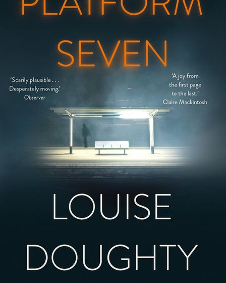 Kentish Town author Louise Doughty and her latest novel Platform Seven