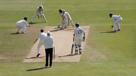 No cricket has been scheduled until at least July and if the sport returns this summer, it will prob