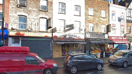 Lordship Lane, Wood Green. Picture: Google