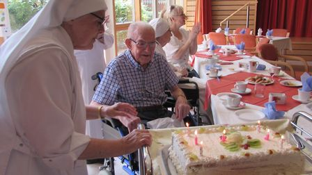 St Anne's Care Home. Picture: Sister Maria