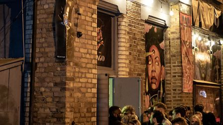The Jago in Dalston is one of the venues worried about its uncertain future. Picture: The Jago