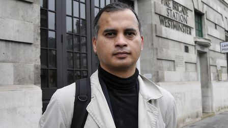 "Murad Qureshi, from Maida Vale, has called the TfL bailout ""punitive"". Picture: Dieter Perry"