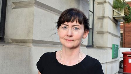 Senior coroner Mary Hassell outside Camden Town Hall 05.07.18. Picture: Polly Hancock