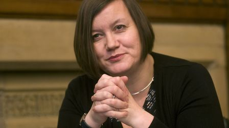 Hackney South and Shoreditch MP Meg Hillier. Picture: Stefano Cagnoni
