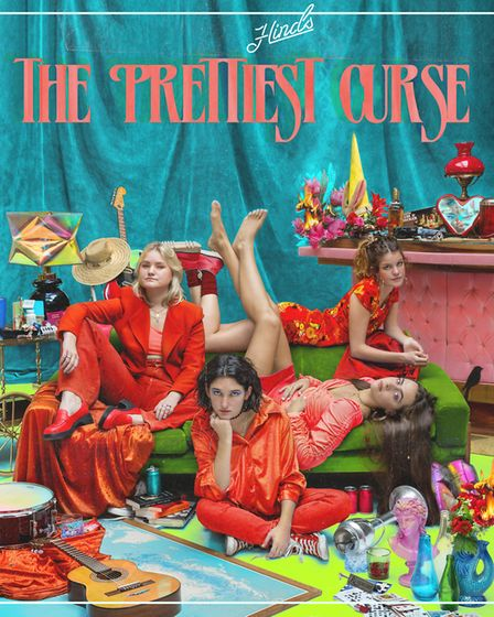 The Prettiest Curse by Hinds.